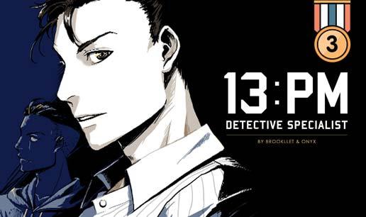 13:PM - Detective Specialist -
