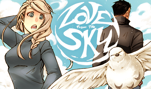 Love from the sky